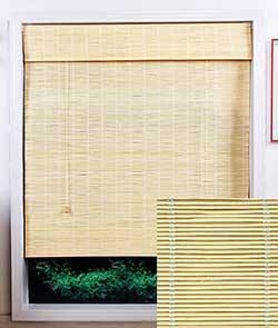 China Bamboo Window Blinds on sale