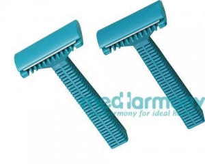 China Plaster Disposable Medical Razor on sale