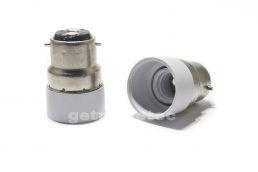 China Socket 1 pc LED Light Bulb Lamp Adapter B22 - E14 Converter on sale