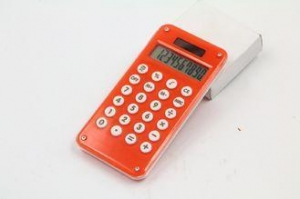 China 10 Digitals Mini Solar Pocket Calculator With Maze Game on sale