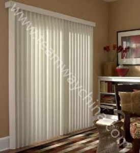 China - Window Blind Stitchbond Vertical Window Blinds - Stitchbond Fabric Factory on sale