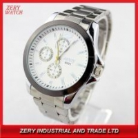 R0333 quartz stainless steel watch,water resistant watch stainless steel band