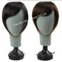 China Hair Pieces Clip-in Fringes, Bangs on sale