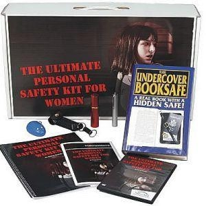 China NEW: Self Defense Kits Ultimate Personal Safety Kit For Women on sale