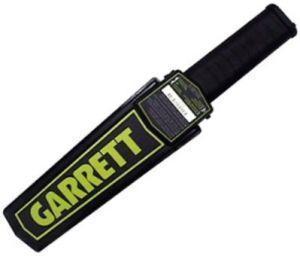 China Hand Held Scanners Garrett Metal Detector 1165180 on sale