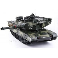 China Radio Control Tank - 1:12 Airsoft RC Electric Panzer Giant Battle Tank 3088 on sale