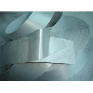 Self adhesive label tape