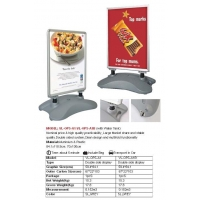 Outdoor Poster Stand VL-OPS-A1/VL-OPS-A1B