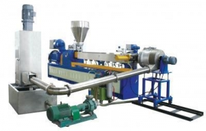 China water ring hot face pelletizing line on sale