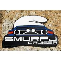 Hot Rod emblems and Custom billet aluminum badges