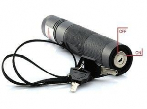 China Green Laser Pointers Groove 200mW Green Laser Pointer on sale