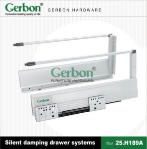 China Silent Damping Drawer Systems 25.H189A on sale