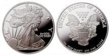 China Silver Rounds- American Silver Eagle Design (New Design) on sale