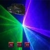 China Professional Green+Violet mix 140mW Blue laser light--Wholesale on sale
