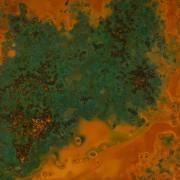 China Verde Patina Copper Sheet - Light 36 Gauge on sale