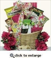 China Mother's Day Gift Basket Taste of Spring on sale