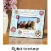 China Personalized Picture Frame for Mother Mom with Poem for sale