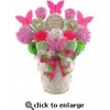 China Mother's Day Gifts Pearl Flower Lollipop Bouquet 2012 for sale