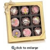 China Mother's Day Gifts - Chocolate Dipped Oreos Box of 9 for sale