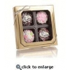 China Mother's Day Cookie Gifts - Gift Box of 4 Oreo Cookies for sale