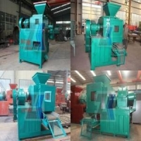 China Iron ore fines briquetting machine on sale