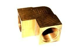 China 90  Female Elbow Pipe Brass Fittings on sale