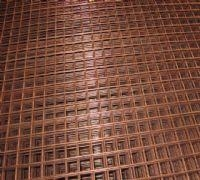 China Welded Wire Mesh copper coated welded mesh on sale