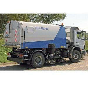 China Vehicle-mounted sweeper on sale