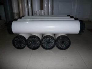 China 8040 (RO type) pressure hollow fiber ultrafiltration membrane module shell_7 on sale
