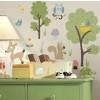 China Childrens Wall Stickers - Forest Animals on sale