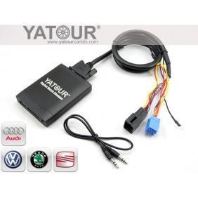 China Audi Audi 8-pin USB SD AUX MP3 Interface YATOUR DMC MP3 Changer on sale