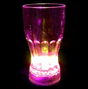 China led flashing cup on sale
