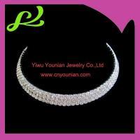 China Crystal Bridal Jewelry Set---three lines on sale
