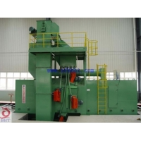 Q69 series roller ty... Q69 series roller type is shot cleaning machine