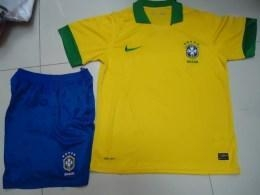China 2013/2014 soccer jersey Brasil home Soccer jersey (MA8031) on sale