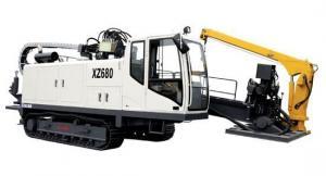China Horizontal directional drill rig XZ680 Horizontal directional drill on sale