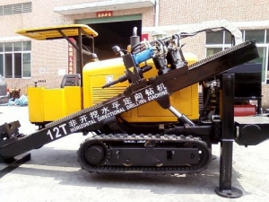 China Horizontal directional drill rig RHJ-12T hydraulic horizontal drilling machine on sale