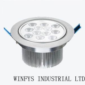 China LED ceiling light 12w led ceiling downlight CL-12X1W on sale