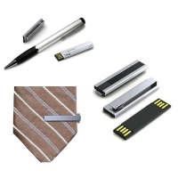 Computer Accessory [9] Executive Tie Clip USB Drive