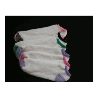 Ankle Socks Womens Low Cut Ankle Socks 12 Pair