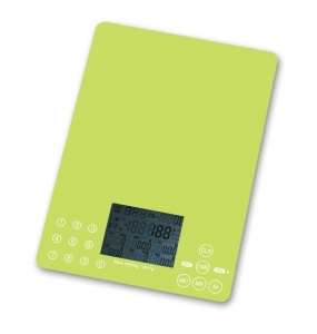 China Scale Digital Touch &slim nutrition kitchen scale on sale