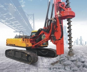 China 200 Rotary Drilling Rig on sale