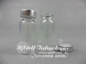 China 10ml Crimp Clear Headspace Vials 22.5x45mm For GC Chromatography on sale