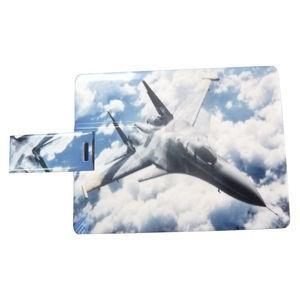 China USB Flash Drives Memory Card Credit Card USB Stick with customized on sale