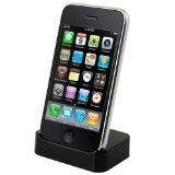 China Black Charging Dock Cradle Charger For Apple iPhone 3G 3GS on sale
