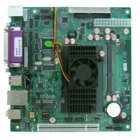 China Atom D525|embedded motherboard|thin client|embedded IPC Product Name:VS-D525-6CD3 on sale