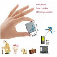 GPS Products Super mini GPS Tracker & SOS communicator standby 12days