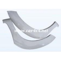 Other Accessories TY1078-Injection Fender Flare For Toytoa Hilux Vigo 12+