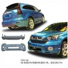 China Body Kit & Airbag Cover HD100-PU Bodykit For Honda CRV 08 4pcs on sale