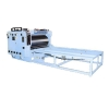 China ENGLISH LZD series of vertical large roller printing slotting machine for sale